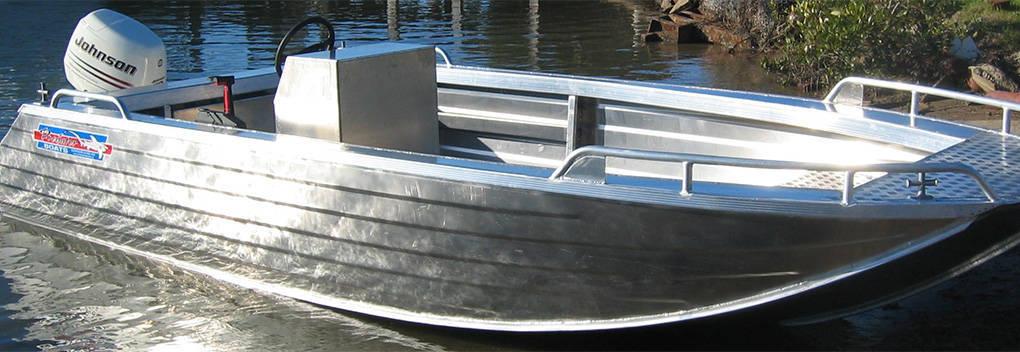 Aluminium Boat Designs